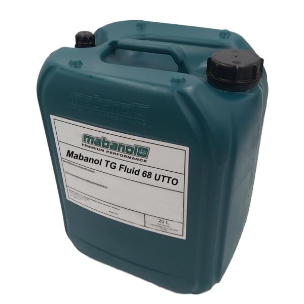 Mabanol TG Fluid 68 ( 10W-30 / 75W-80) UTTO